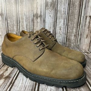 Rockport hydro shield oxford shoes size 10